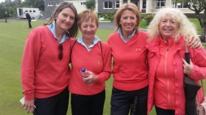 All Ireland Fourball 2016